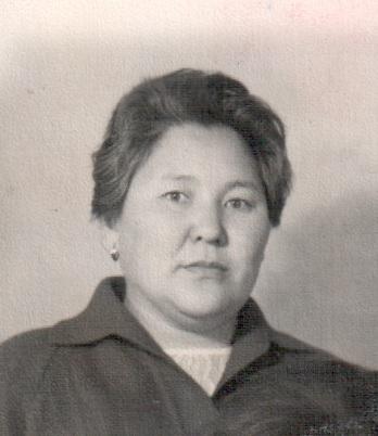 Капитонова Матрена Ивановна